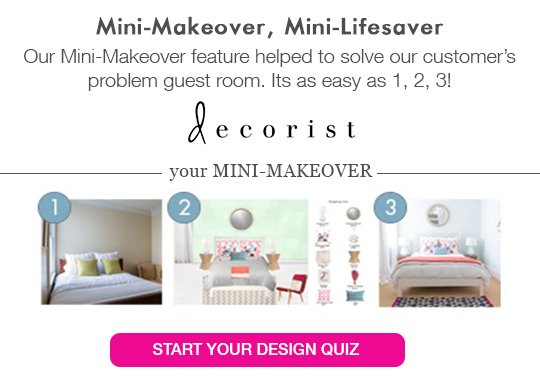 Decorist Mini-Makeover